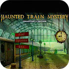Haunted Train Mystery game