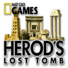National Georgaphic Games: Herod's Lost Tomb game