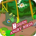 Hidden Angry Birds game