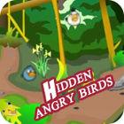 Hidden Angry Birds game