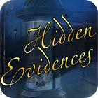 Hidden Evidences game