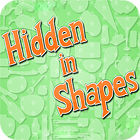 Hidden in Shapes game
