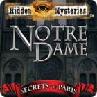 Hidden Mysteries: Notre Dame - Secrets of Paris game