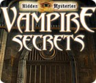 Hidden Mysteries: Vampire Secrets game