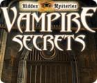 Hidden Mysteries: Vampire Secrets game
