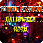 Hidden Objects Halloween Room game