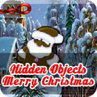 Hidden Objects: Merry Christmas game