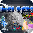 Hidden Objects: Study Room game