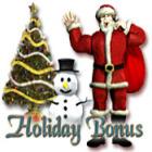 Holiday Bonus game