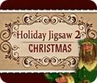 Holiday Jigsaw Christmas 2 game