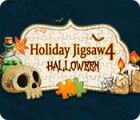 Holiday Jigsaw Halloween 4 game
