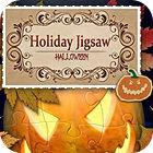 Holiday Jigsaw: Halloween game