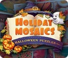 Holiday Mosaics Halloween Puzzles game