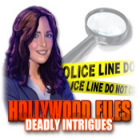 Hollywood Files: Deadly Intrigues game