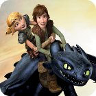 How to Train Your Dragon Memory Game game