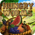 Hungry Worms game