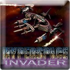 Hyperspace Invader game