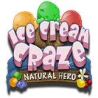 Ice Cream Craze: Natural Hero game