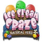 Ice Cream Craze: Natural Hero game