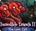 Incredible Dracula II: The Last Call game