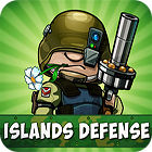 Islands Defense game