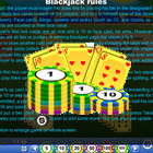Island Blackjack game