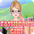 IT Girl Dress Up game