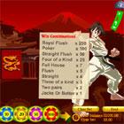 Japanese Videopoker game