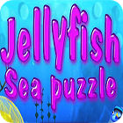 Jellyfish Sea Puzzle game