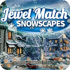 Jewel Match: Snowscapes game