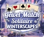 Jewel Match Solitaire: Winterscapes game