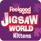 Jigsaw World Kittens game
