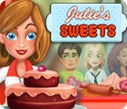Julie's Sweets game