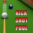Kick Shot Pool game