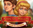 Kids of Hellas: Back to Olympus game