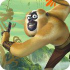 Kung Fu Panda 2 Monkey Run game