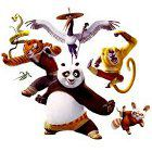 Kung Fu Panda 2 Sort My Tiles game