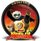 Kung Fu Panda 2 Color game