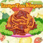 Lasagna Toss Bolognese game