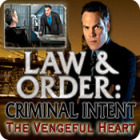 Law & Order Criminal Intent: The Vengeful Heart game