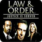 Law & Order: Justice is Served game