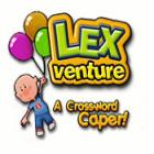 Lex Venture: A Crossword Caper game