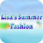 Lisa's Summer Fashion game