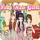 Long Hair Girls game