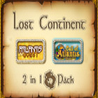 Lost Continent 2 in 1 Pack game