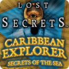 Lost Secrets: Caribbean Explorer Secrets of the Sea game