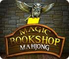 Magic Bookshop: Mahjong game