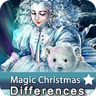 Magic Christmas Differences game