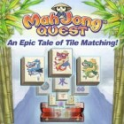 Mah Jong Quest game