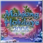 Mahjong Holidays 2005 game